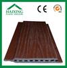 outdoor interlocking plastic floor tiles for floor CE,SGS,ani-UV PVC plastic for flooring wood plastic