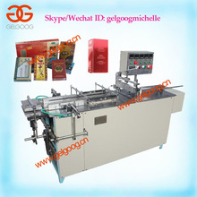 Semi-automatic Playing cards Box Cellophane Overwrapping Machine/Cigarettes Cellophane Wrapping Machine