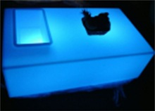 Coolqing Bar club party wedding KTV hotel illuminated Party Tables Bistro Table