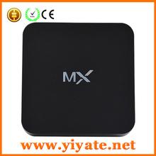 MX U6D Android TV Box Android 4.2 AML8726-MX Dual Core 1G 8G HDMI Black