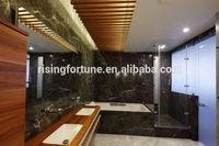 Decorative marble pieces for bathroom
