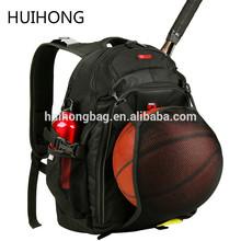 Wholesale outdoor knapsack backpacks sports bags, sport basketball bag