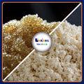 china fornecedor de cátions grânulos de polímero em água potável tratamento de resina de troca iônica