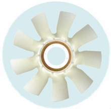 cooling tower plastic fan blades for motor