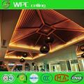 Multifonctionnel bois composite plancher wpc platelage extérieur revêtement mural