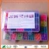 China New Product Loom Bracelet Kit DIY Crazy Loom Band Kits