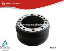 High quality HINO truck brake drum 43512