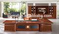 Uno- paso mueblesdeoficina solución de lujo presidencial ejecutivo escritorio( foh- b01481)