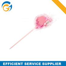 2014 Love Shape Pink Thin Small 0.5 Lexi Ballpoint Pen Girl Gift Ball Pen