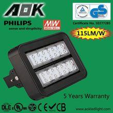 5 Years Warranty 50000Hrs Led Flood Light,meanwell driver high lumin 240 volt led flood light