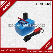 12v electric hydraulic car jack