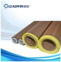 white ptfe coated fiber glass tape for impulse sealer