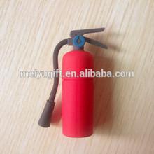 Wholesale or customize fire extinguisher USB,Fire control propaganda gift USB
