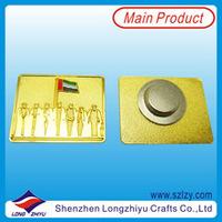 UAE Pin Metal Badge/Unique Design Metal Emblems