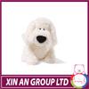 ICTI and Sedex audit new design EN71 white dog soft toy