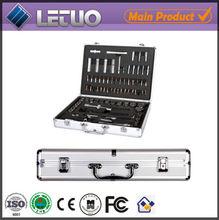 Aluminum carrying case aluminum tool box tool storage box