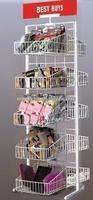Shelf Counter Top Rack 10 Basket Merchandiser