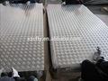 bande de roulement en aluminium plaque alliage 1050 usine avec la bonne qualité