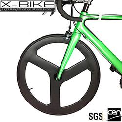 Performance aerospace high stiffness 700c chinese fixed gear bike cycling wheel
