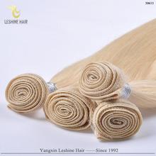 Factory directed wholesale cheap 3 bundles red brazilian hair weave