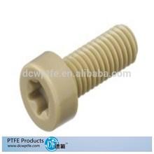 china manufacturer teflon socket head bolt high precision