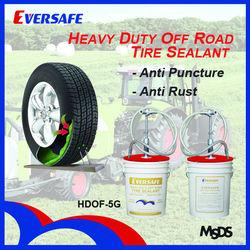 Heavy Duty Off Road Tyre Sealant, Heavy Duty Chemical Liquid Sealant