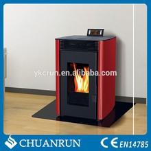Style européen granulés de bois de biomasse poêle à / cheminée / Estufas avec CE ( CR-07 )
