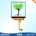1.54 inch 320x320 multi touch lcd film for glass