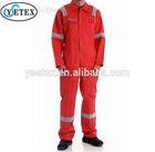 EN11612 xinxiang weis light weight super high temperature protective EN11612 anti-fire clothing