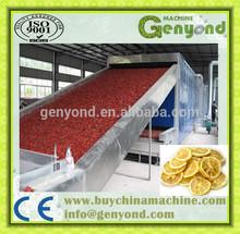 1-3-5-7 layers Automatic Vegetable & Fruit Mesh Belt Dryer