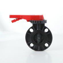 Manufacturers Hot Selling China PVC Butterfly Valve/Lever Type /150psi