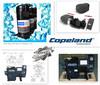 Wholesale!!Copeland Scroll Refrigerator Compressor, Copeland condensing units.