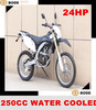 250CC Water Cooled New Engine Racing Motorcycle