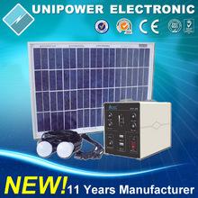 Electrical Equipment Supplier 3Kva Home Appliances 1Kw Solar Power Plant