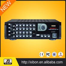 karaoke pro speaker power amplifier public sound pro audio amplifier systems