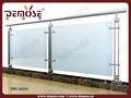 ventana de hierro forjado barandilla de diseños de la parrilla