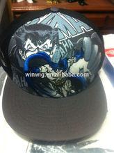 2014 Batman Baseball cap, Snapback, The Dark Knight, DC Comics, Bruce Wayne