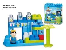 Children plastic building 36pcs blocks toys TI13110028