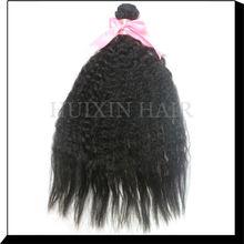 New Products 6A High Quality 100% Virgin Human Hair Extension No Shedding Peruvian Light Yaki Straight Hair