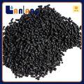 la densidad de polvo granular de fórmula química de carbón activado