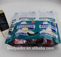 Funny plastic food vaccum bag