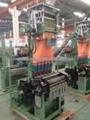 Electrónico jacquard telar de aguja/telar de jacquard/máquina de tejer para elástica y no- elástico cintas/aiguillette/cordón