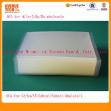 oca optical adhesive for iphone lcd screen refurbish