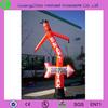 Customized mini inflatable sky air dancer dancing man with logo