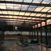 Free Design Space Frame Steel Structure Warehouse