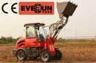 Everun ZL08 mini Radlader farm Maschine for sale mit CE