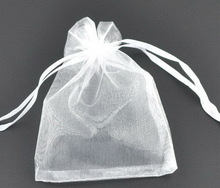 New unique organza pouchs fancy