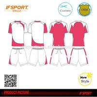 Hot Sale 2014/15 Football Team Soccer Uniform,Grade Original Spain Soccer Sets,Original Designer T Shirts Sports Wear