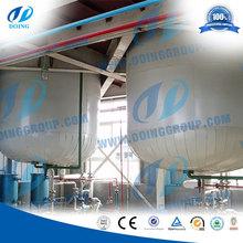 Patent design biodiesel production plant for petrolum diesel alternative fuel