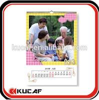 advertising wall calendar pin up big calendar